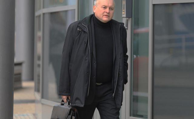 Ljubljansko okrožno sodišče je zavrnilo tožbo, ki jo je specializirano državno tožilstvo vložilo zoper<strong> </strong>Franca Kanglerja in njegovo hčer Mašo Kangler. FOTO: Tadej Regent/Delo
