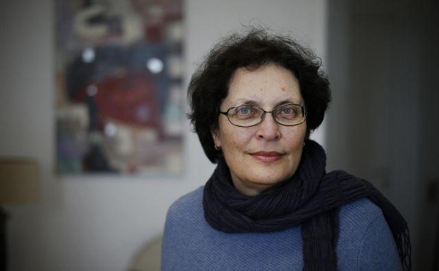 Zdenka Čebašek Travnik je opozorila, da po odhodu domačih zdravnikov zdravljenje otrok s prirojenimi srčnimi napakami ne bo več varno. FOTO: Blaž Samec/Delo