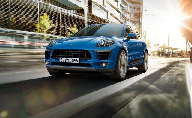 Porsche mora odpoklicati 60 tisoč dizelskih macanov in cayennov. FOTO: Porsche