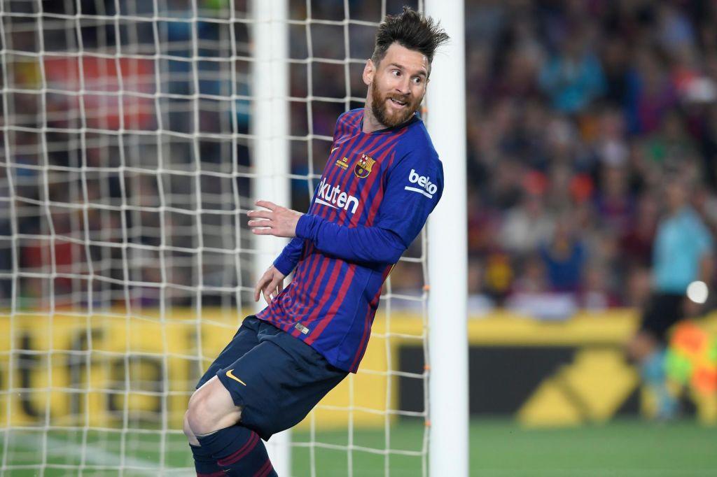 Messi že petič z zlato kopačko