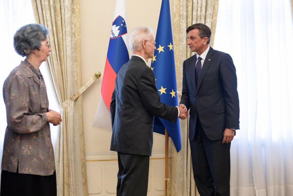 Pahor: Tragedija družine Hudnik je tragedija slovenskega naroda