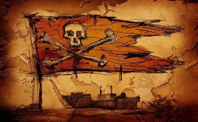 Kam so poniknile vse zgodbe o piratih? FOTO: Shutterstock/