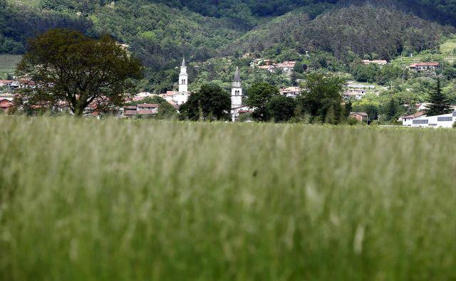 Do zdaj neodkrita dolina je primerna za ljubitelje vina in pustolovščin, njene lepote pa je najbolje odkrivati s pomočjo lokalno vodenih kolesarskih tur. FOTO: Aleš Černivec/Delo