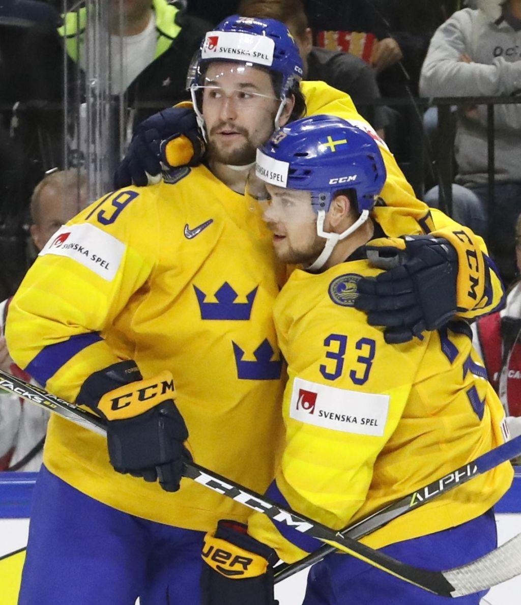 Iz NHL z veseljem v rumeni dres