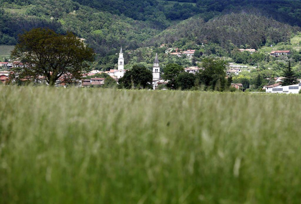 Vipavska dolina je kulinarična in adrenalinska meka