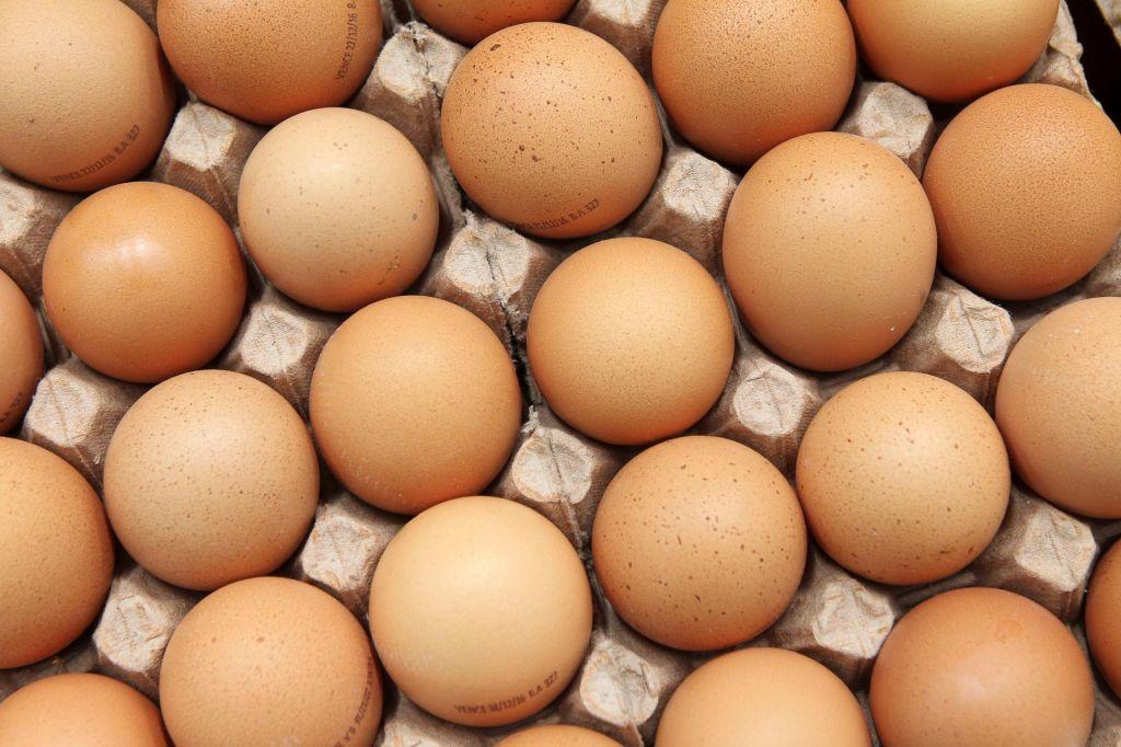 Ste danes že zaužili jajca?