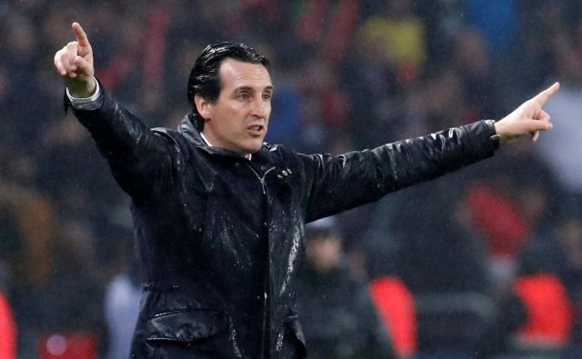 Emery je Pariz zamenjal za London. FOTO: Christian Hartmann/Reuters