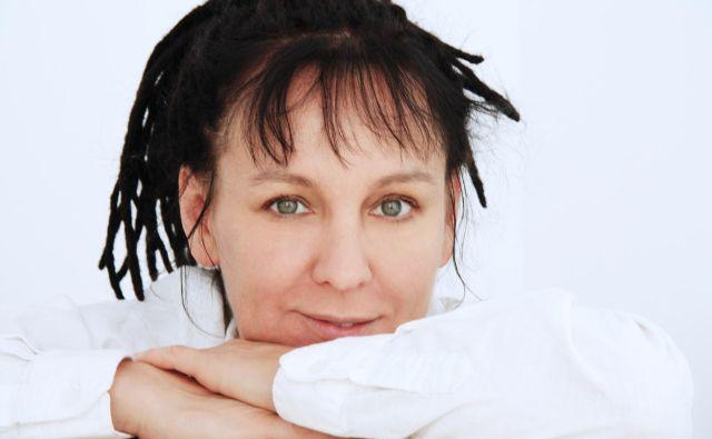 Olga Tokarczuk: FOTO: Arhiv DSP