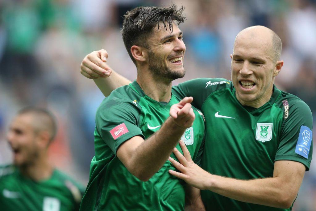 PLTS: Olimpija in Maribor brez težav, o prvaku bo odločal zadnji krog