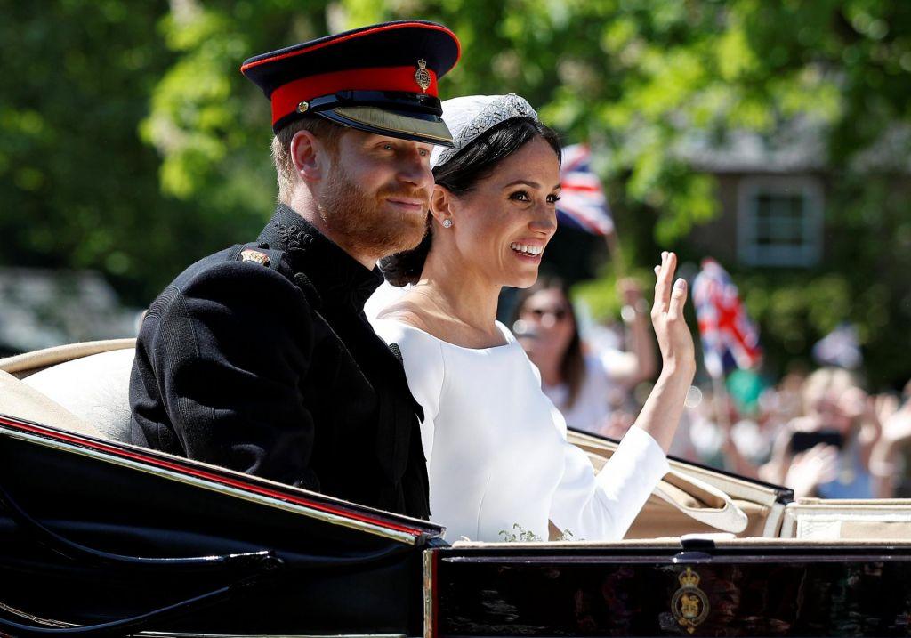Žerdin in Markeš o britanski kraljevi poroki (VIDEO)