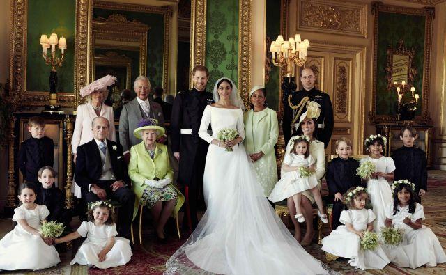 Skupaj s kraljevo družino