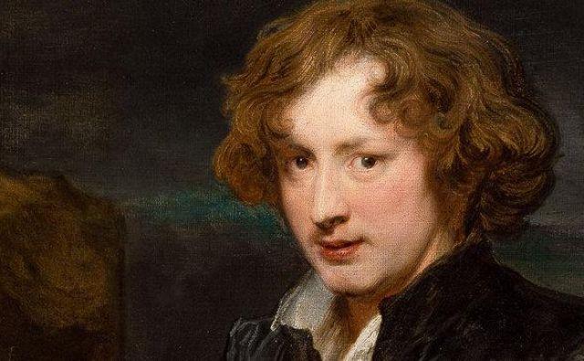 Na Dunaju bodo na ogled tudi umetnine flamskega baročnega slikarja Anthonisa van Dycka. FOTO: Hermitage