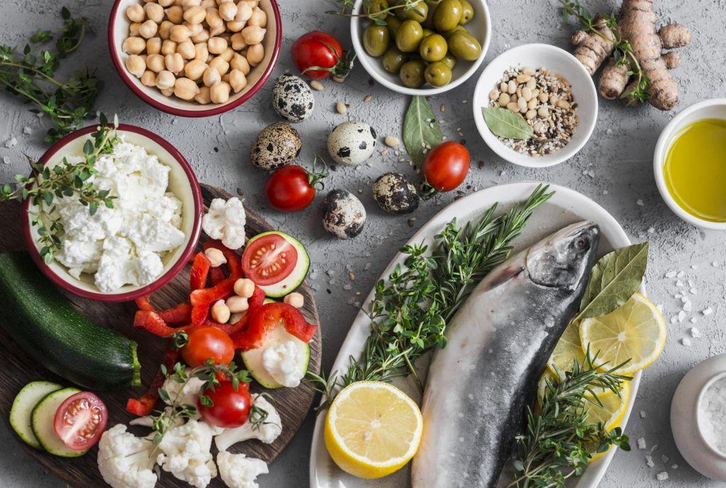 Sredozemski dieti je med mladimi odklenkalo