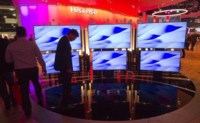 Kitajski Hisense ima že skoraj 28 odstotkov delnic velenjske družbe.