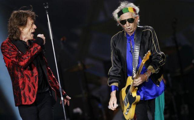 Rolling Stonesi še danes v očeh oboževalcev niso nagubani starčki, temveč veličastni izobčenci. FOTO: Reuters