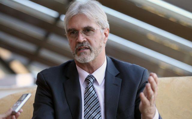 Prof. dr. Igor Gregorič FOTO: Tomi Lombar/Delo