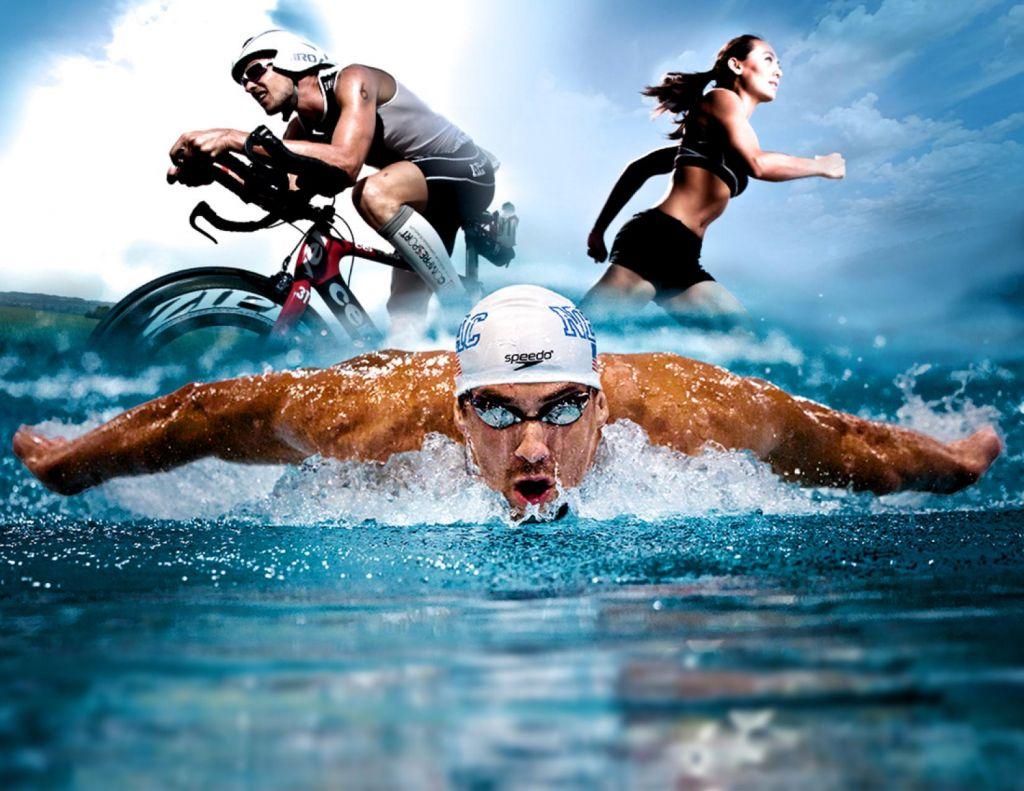 FOTO: Koliko naj bi vadili triatlonci