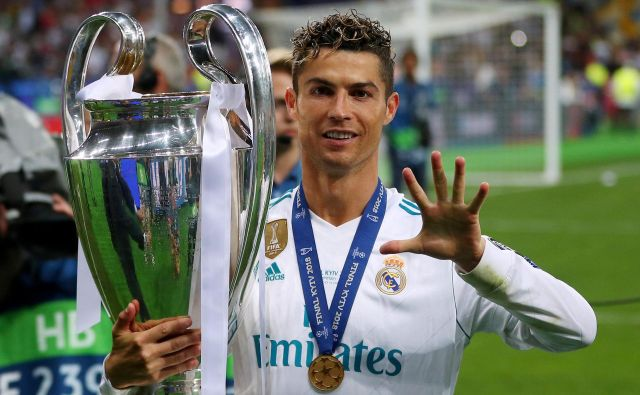 Kako dolgo bo Cristiano Ronaldo še pri Realu Madridu? FOTO: Hannah Mckay/Reuters