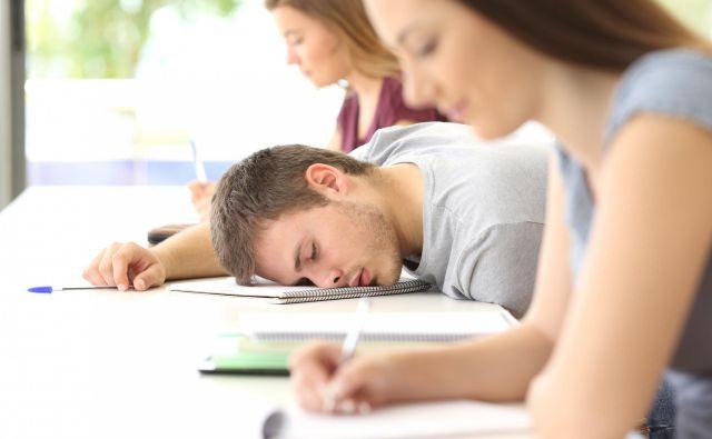 Maja in Janez sta študirali ter Maja in Janez sta študirala? FOTO: Antonioguillem/Getty Images/istockphoto
