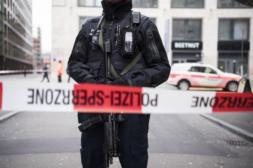 Slovenski državljan v Švici ubil svojo partnerko