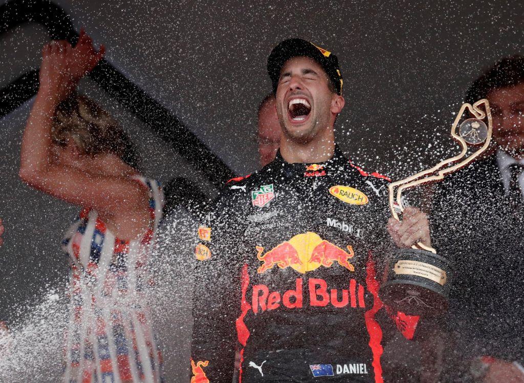 F1: Ricciardu klasika v Monaku
