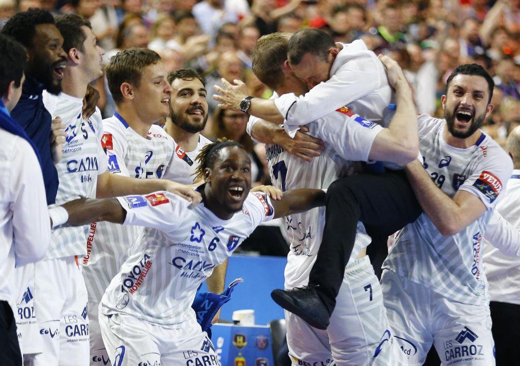 Kavtičnik z Montpellierjem osvojil ligo prvakov