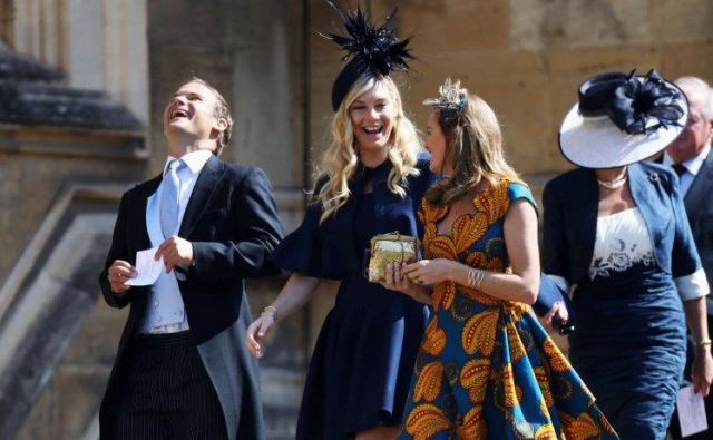 Chelsy Davy FOTO: Pool/Reuters