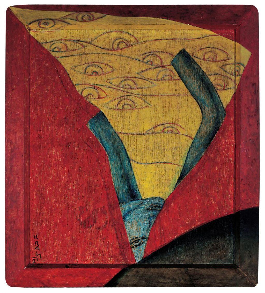 Obrazi ekspresionizma/Odtisi duha