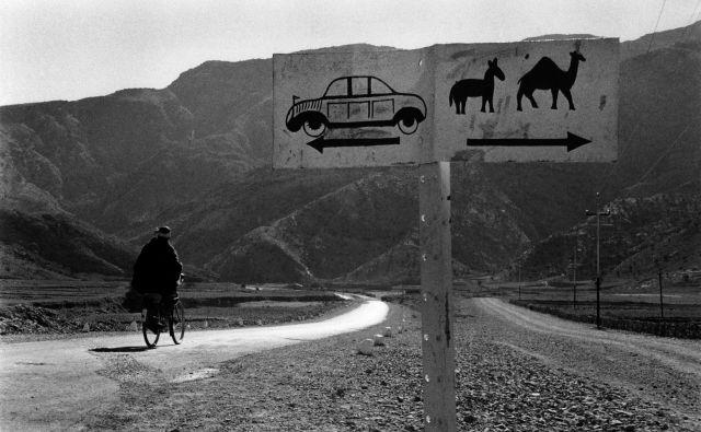 Afganistan 1955. FOTO: © Marc Riboud