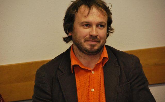 Ferenc Horvath FOTO: Ivan Gerenčer