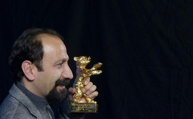 Asghar Farhadi je mednarodno izjemno uspešen in cenjen režiser, ki je prestižne festivalske nagrade začel prejemati že s prvim filmom. FOTO: Reuters