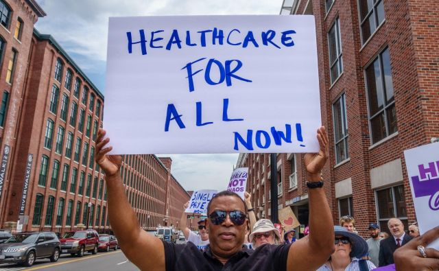 Medicare je tako kot vsi socialni programi države nenehno na muhi republikancev. Foto Shutterstock