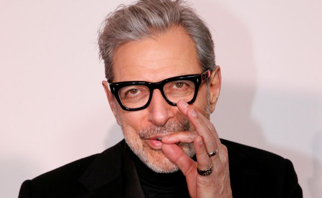 Jeff Goldblum FOTO: Brendan Mcdermid/Reuters