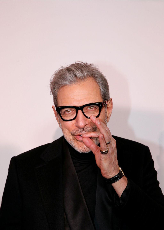 Goldblum osrečuje tudi z glasbo