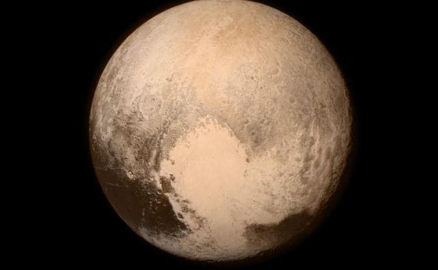 Pluton FOTO: Nasa/Apl/swri