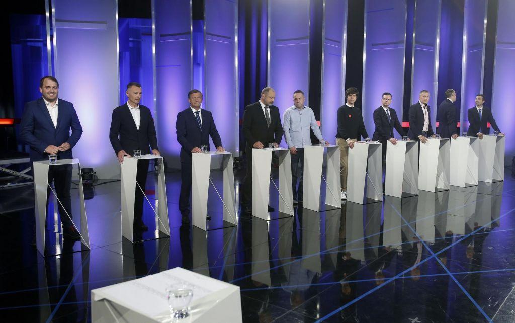 FOTO:Kaže, da bo pravi vrvež pri oblikovanju vladajoče koalicije