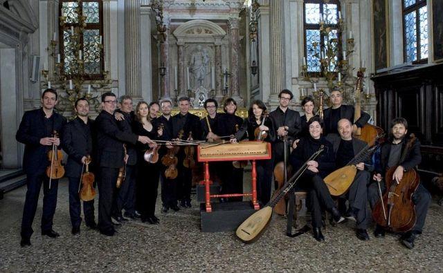 Beneški baročni orkester. FOTO: Arhiv Cankarjevega doma