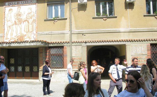 Dan odprtih vrat v Prevzgojnem domu Radeče. Foto Polona Malovrh