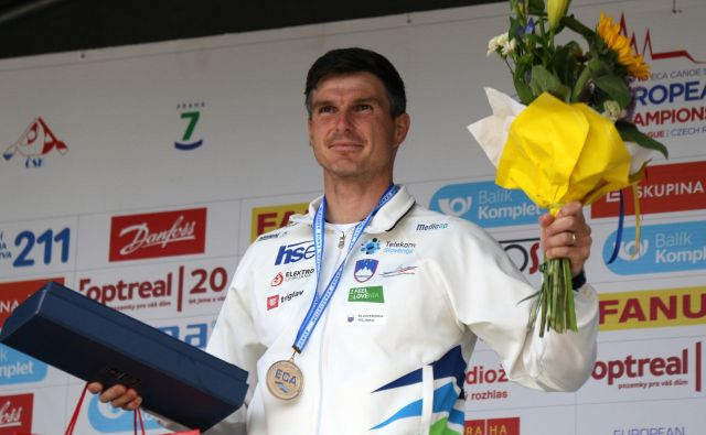 Peter Kauzer je evropski prvak! Foto Nina Jelenc Kzs