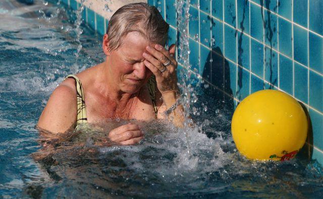 IStrokovnjaki opozarjajo na pomembnost zgodnje diagnoze težav z demenco. Foto AP