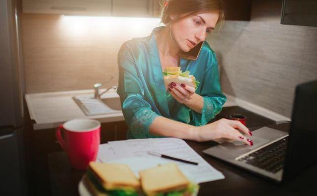 Večopravilnost ni zdrava. Foto Shutterstock