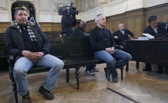 V zadevi Reklamni inženiring je bil na zaporno kazen obsojen le Mladen Sever. Foto Mavric Pivk