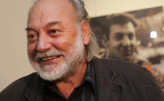 Karpo Godina velja za enega največjih slovenskih filmskih umetnikov. FOTO: Ljubo Vukelič/Delo