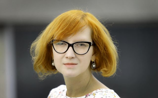 Roman Agate Tomažič se dogaja v medijskem svetu. FOTO: Jože Suhadolnik/Delo