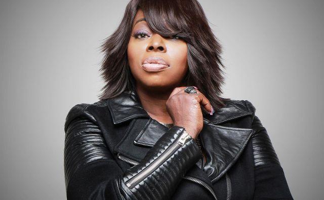 Na Gospodarsko razstavišče 3. julija prihaja svetovna R&B in soul zvezda Angie Stone. Foto Arhiv Dela
