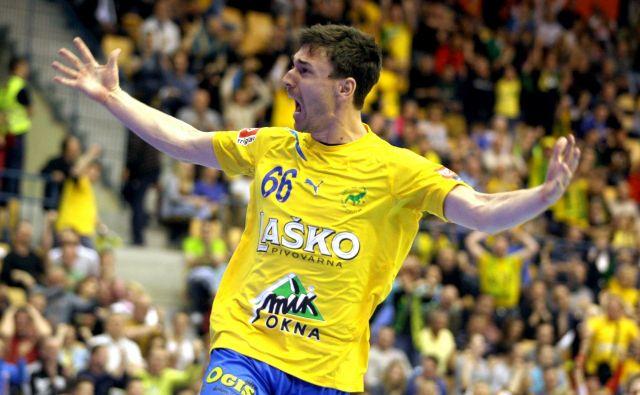 Mate Lekai je veliko rokometnega znanja dobil v Celju med letoma 2012 in 2014.