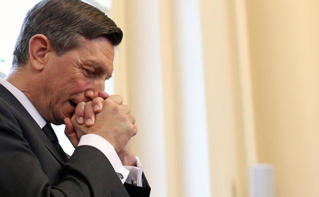 Predsednik države Borut Pahor se je ob odločitvi za obeležitev 30. obletnice dogodkov tako znašel v precejšnji zadregi.