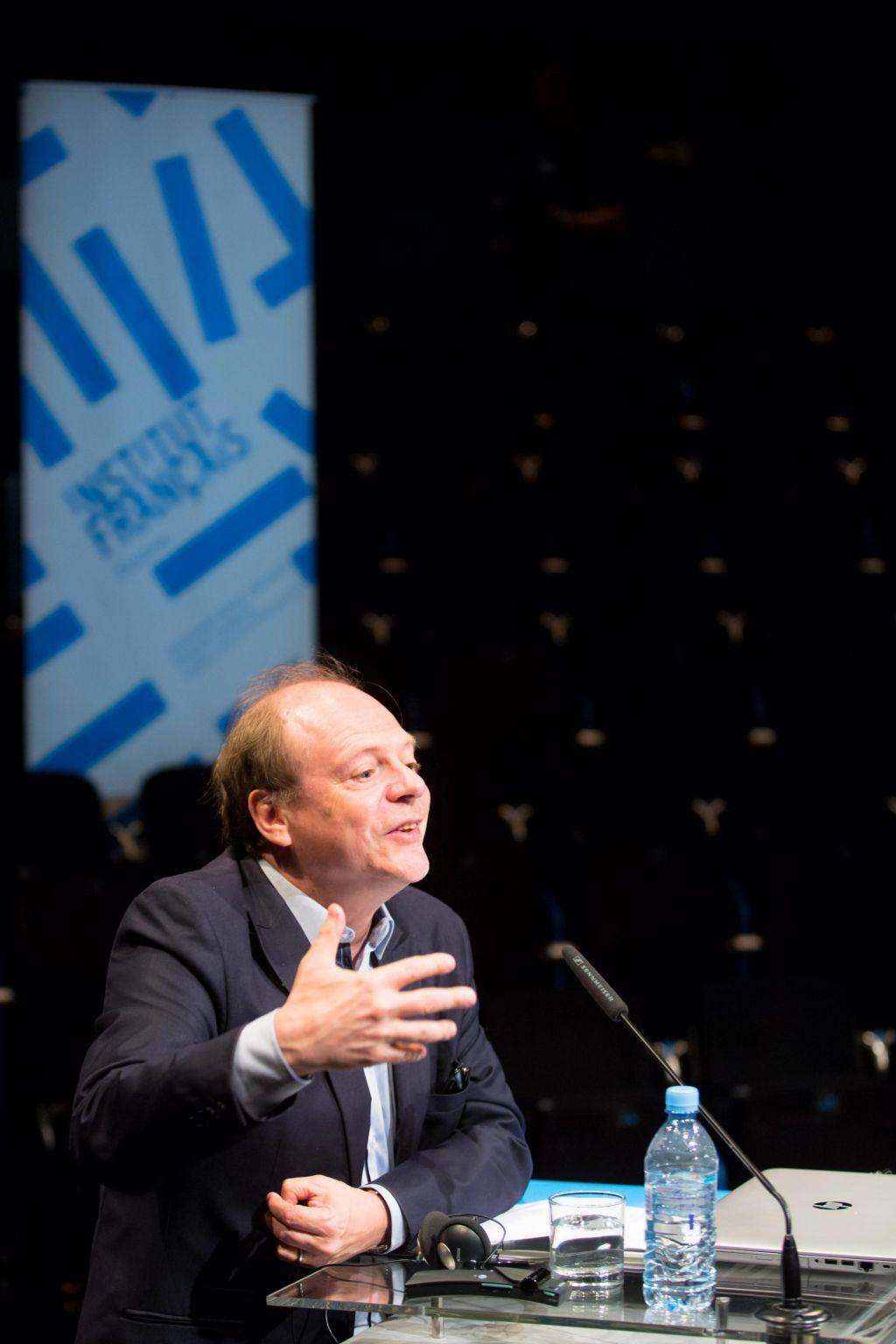 Patrick Boucheron, francoski zgodovinar: Pozaba je gonilo življenja!