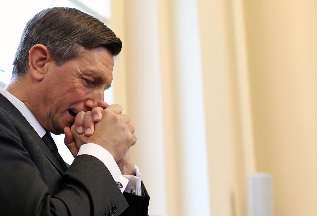 Dileme predsednika Pahorja