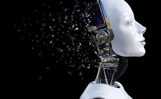 Menite, da bo umetna inteligenca nadvladala človeku? FOTO: Getty Images/Istockphoto